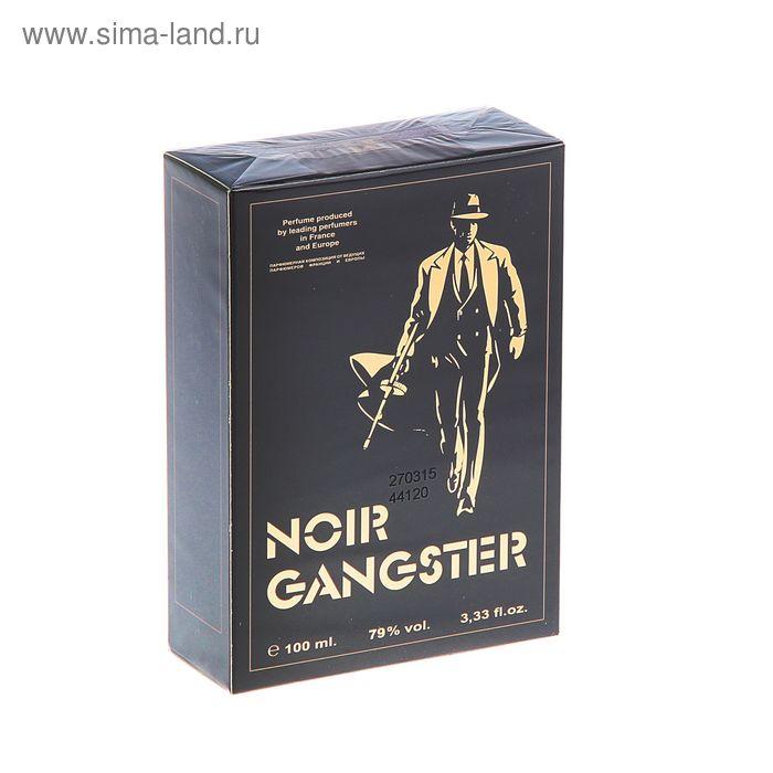 Туалетная вода мужская Gangster Noir, 100 мл