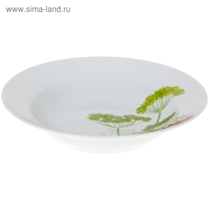 "Тарелка 500 мл d=24 см ""Садочек"", глубокая"