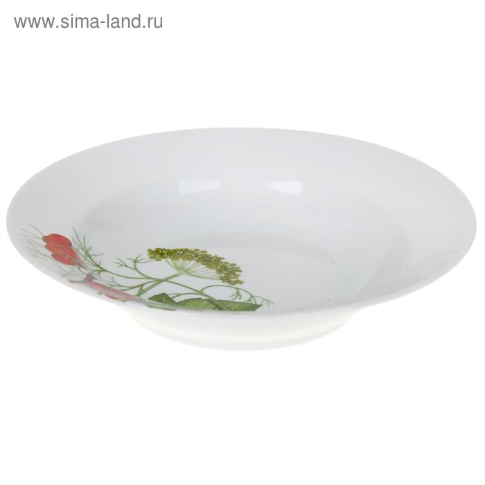 "Тарелка 230 мл d=20 см ""Садочек"", глубокая"