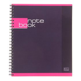Notebook 4 covers, 120 sheets cage on the crest