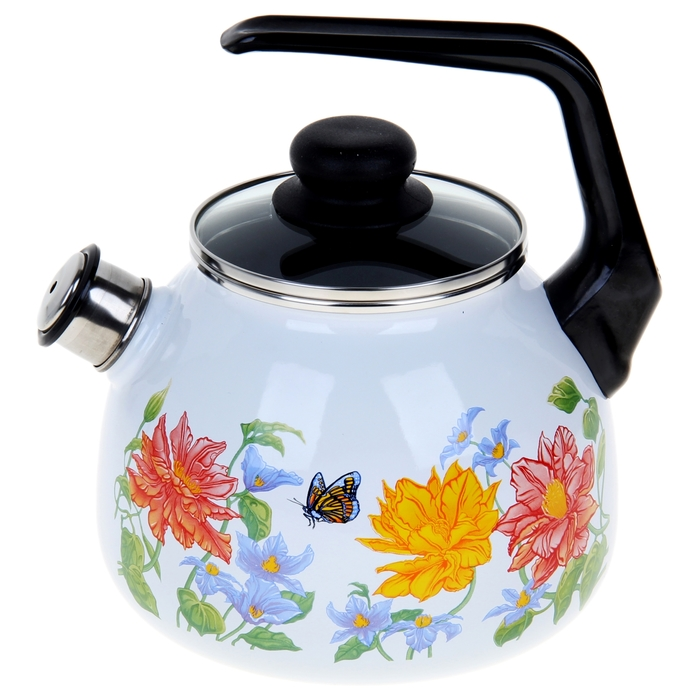 Kettle with a whistle 3 l