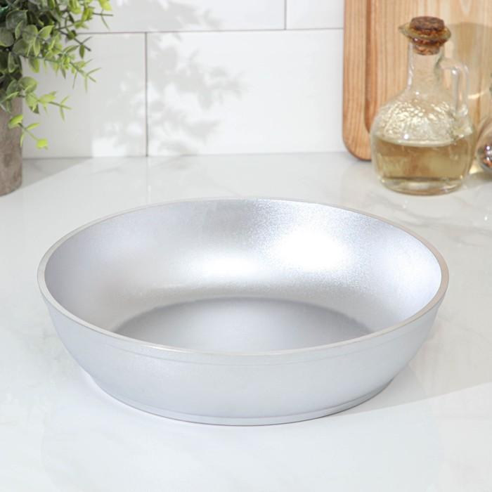 Сковорода d=24 см, с утолщенным дном