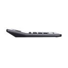 Калькулятор настольный 12-разрядный SDC-888XBK, 158*203*31 мм, двойное питание, черный