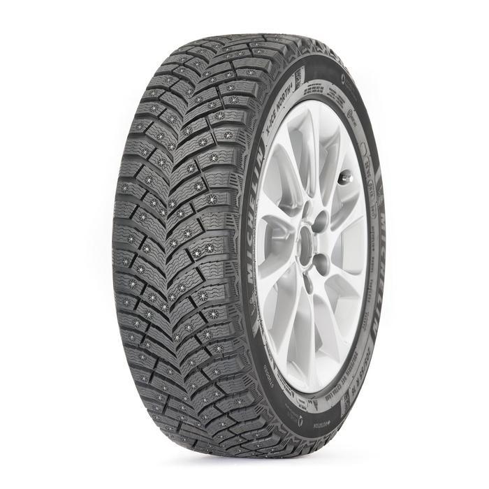 Зимняя шипованная шина Michelin X-Ice North 4 235/50 R18 101T