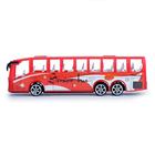 Автобус инерционный «Перевозчик», цвета МИКС - фото 105656654