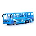 Автобус инерционный «Перевозчик», цвета МИКС - фото 105656656