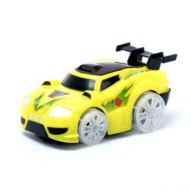 """Car """"Car"""" battery powered light and sound effects, MIX colors"""