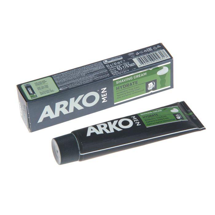 Shaving cream ARKO Hydrate, 65 gr.