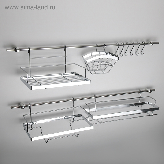 Ralenkova system for the kitchen: a basic set of 16 items