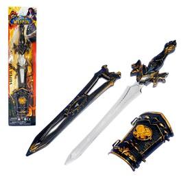 Набор рыцаря «Доблесть», 3 предмета, цвета МИКС