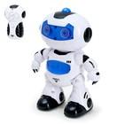 Робот радиоуправляемый «Космобот», световые и звуковые эффекты - фото 105507693