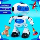 Робот радиоуправляемый «Космобот», световые и звуковые эффекты - фото 105507697