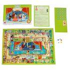 Настольная игра «Приключения Буратино»