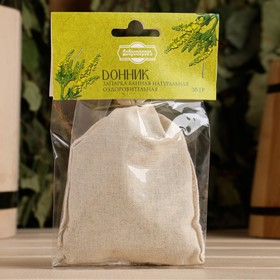 Запарка банная натуральная оздоровительная Донник 30 гр Ош
