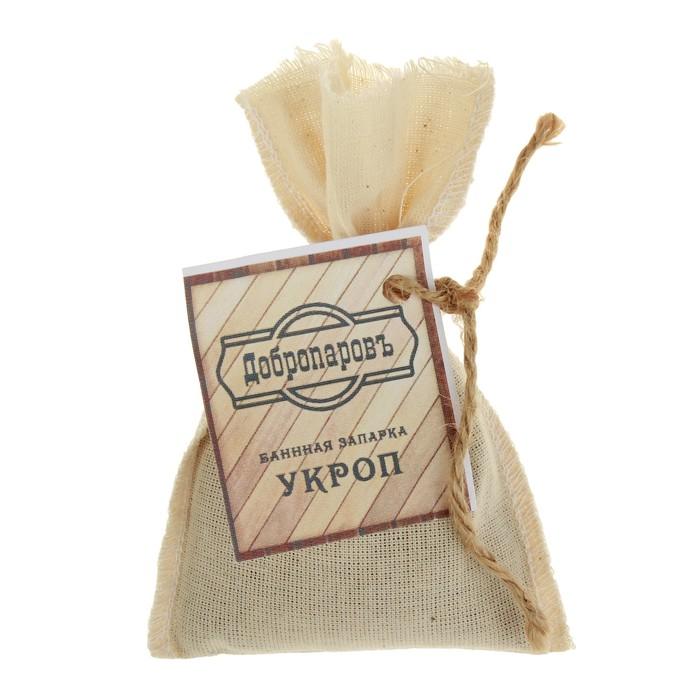 Запарка банная натуральная оздоровительная Укроп 30 гр