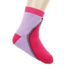 Носки детские плюшевые ПФС102-2540, цвет сирень, р-р 18-20