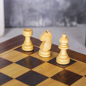 """Chess magnetic """"White and black"""""""