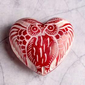 """Souvenir """"Heart. Owl"""""""