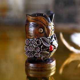 "Souvenir ""Owl Flower"""