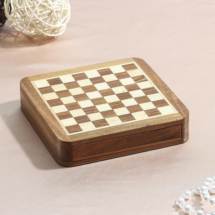 """Шахматы на магните """"Мастер"""""""