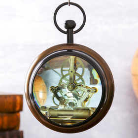 "Table clock ""Nature"""