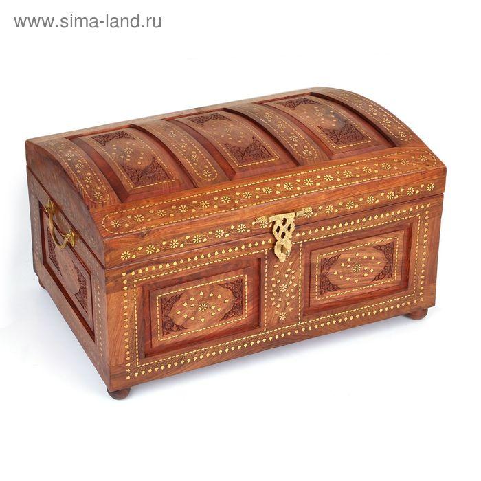 """Банкетка резная """"Царица"""""""