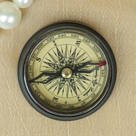 """Compass in case """"Skipper"""""""