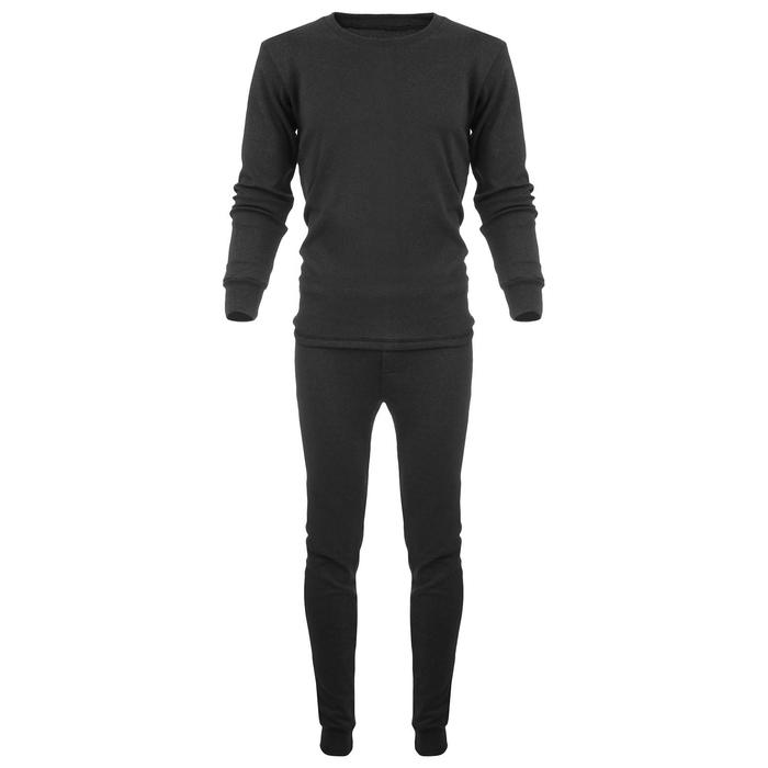 "Thermal underwear for men ""Siberia"" size 60-62, color gray"