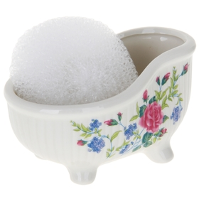 "Stand 250 ml with sponge bath ""nice house"""