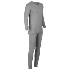 "Thermal underwear for men ""Siberia"", size 64-66, color gray"