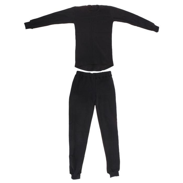 "Underwear teen ""Siberia"", size 40-42, height 146-152, color black"
