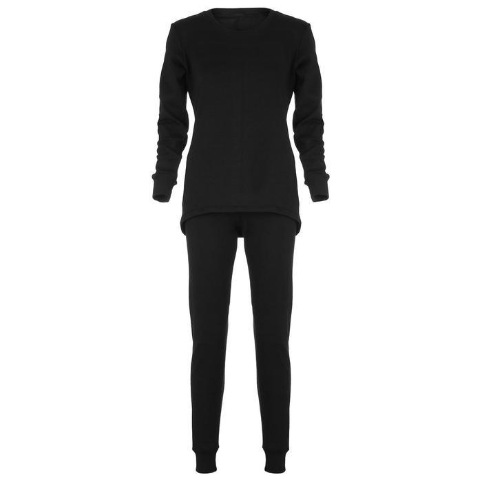 Thermal underwear women's Siberia size 52-54, color black