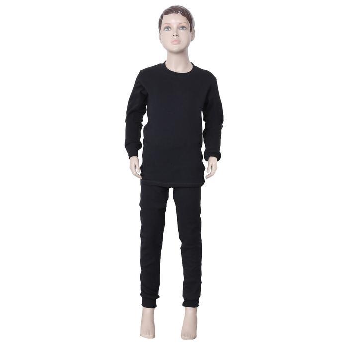 "Underwear teen ""Siberia"", size 36-38, height 146-152, color black"