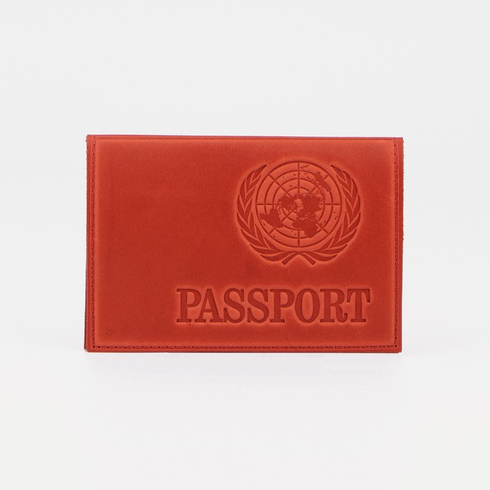 Passport cover, the letters, the color pink