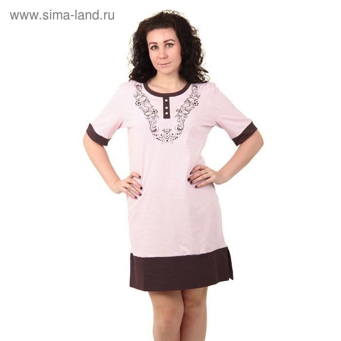Сорочка женская, размер 52 (104) 244ХР1512П