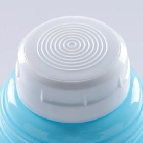 """Термос """"Основа"""",  1 л, с 1 кружкой, сохраняет тепло 8 ч, 13х28 см, микс - фото 67572"""