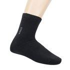 Носки мужские махровые EL-21, цвет черный, размер 31