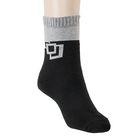Носки женские махровые EM-40, цвет черный, размер 25