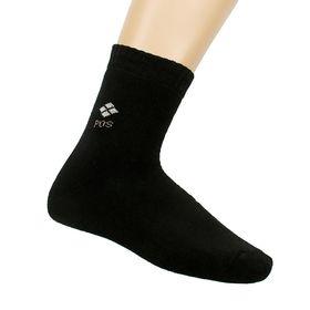Носки мужские махровые EL-19, цвет черный, размер 29 Ош