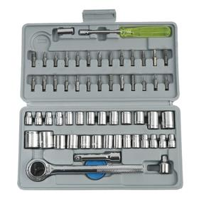 Tool kit TUNDRA basic, universal in case 60 pieces