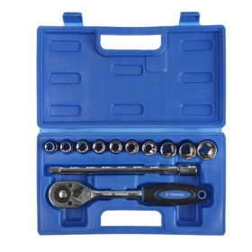 Socket set TUNDRA comfort, universal in the case 25 items