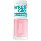 Верхнее покрытие для ногтей Maybelline Dr. Rescue Nail Care №01 «Эффект геля»