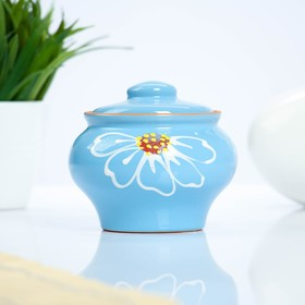Pot 0.33 L Pskov Blue