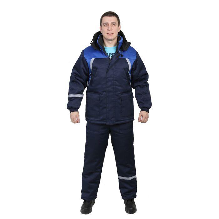 """Костюм зимний """"Мастер"""", размер 60-62, рост 170-176 см"""
