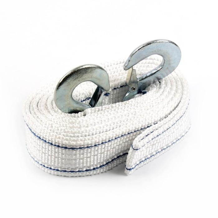 Cable, ribbon, tow TORSO Standart, 10 tons 4,5 m, 2 hook