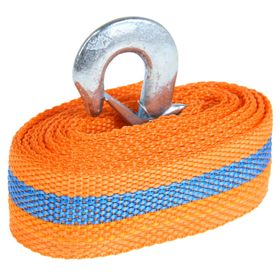 Cable, ribbon, tow TORSO standard, 3.5 t, 4.5 m, 1 hook, 1 loop