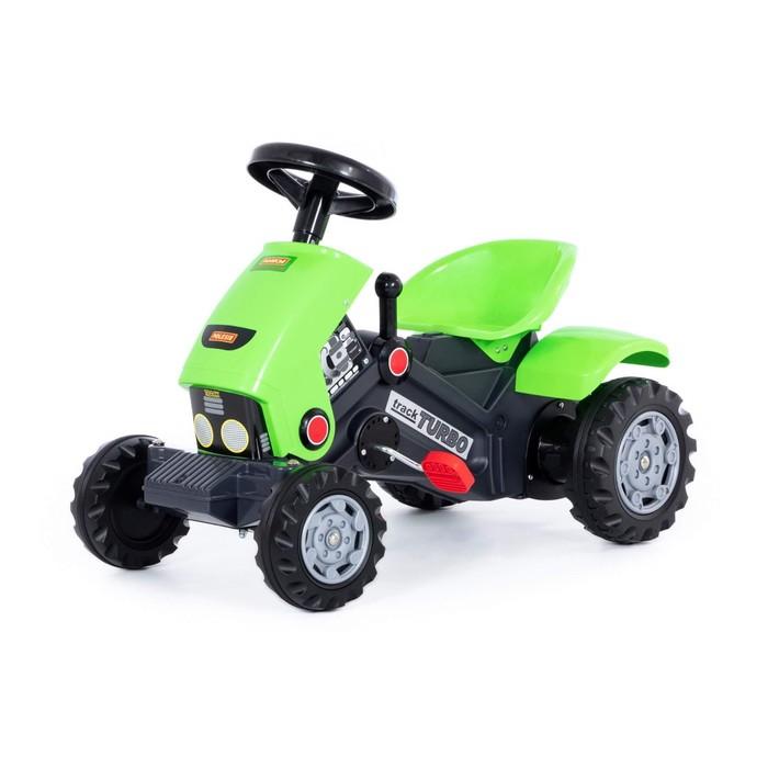 "Толокар-трактор с педалями ""Turbo-2"""