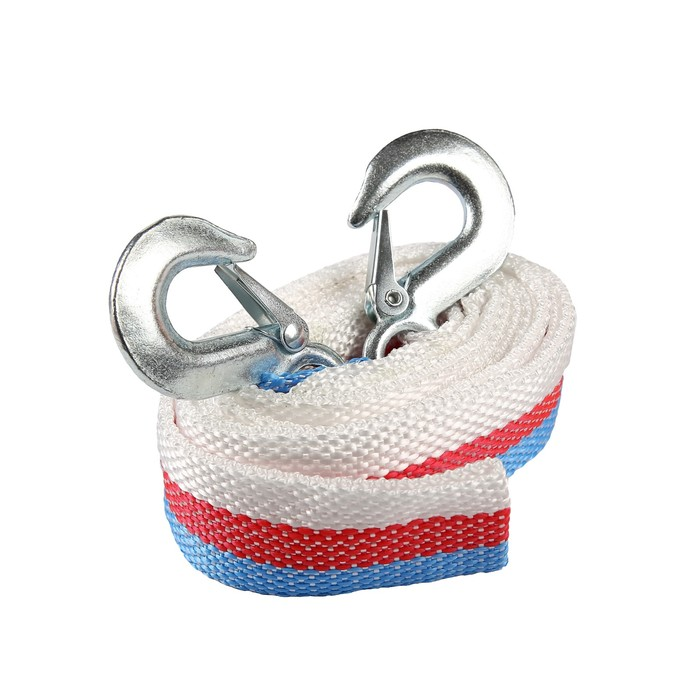 Cable, ribbon, tow TORSO standard, 3.5 t, 4.5 m, 2 hook