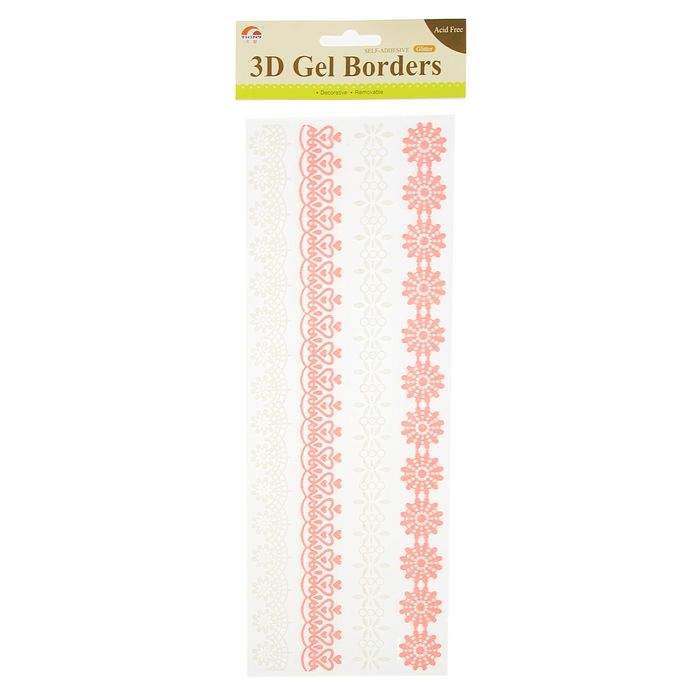 "Sticker tape for decoration ""Ornament"""