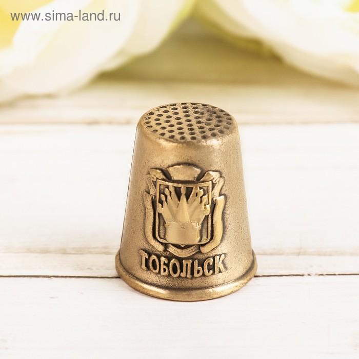 """Наперсток сувенирный """"Тобольск"""""""